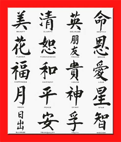 How to write in chinese letters